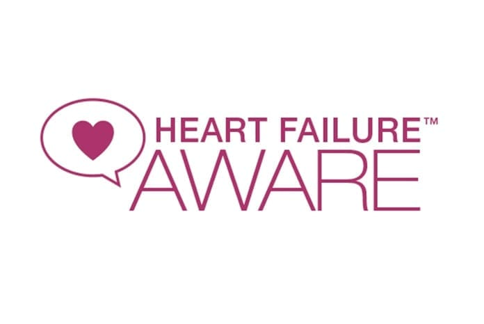 """Heart Failure Aware"" is a free one hour-long educational seminar for heart failure patients, their loved ones and caregivers."