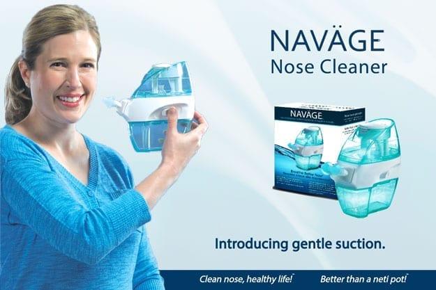navage nasal care system