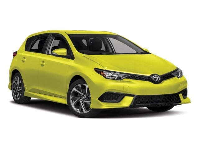 The 2017 Toyota Corolla 5 Door Im Hatchback Gives You Versatility And Performance Need In One Incredibly Stylish Package Its Aggressive Body Kit Is