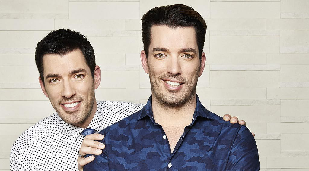 5 Questions With The Property Brothers