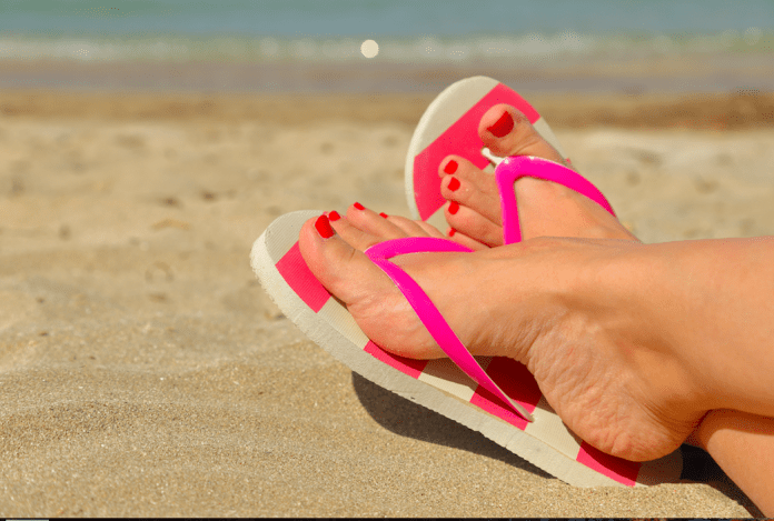 Top Tips For Sandal Ready Feet The Tennessee Tribune