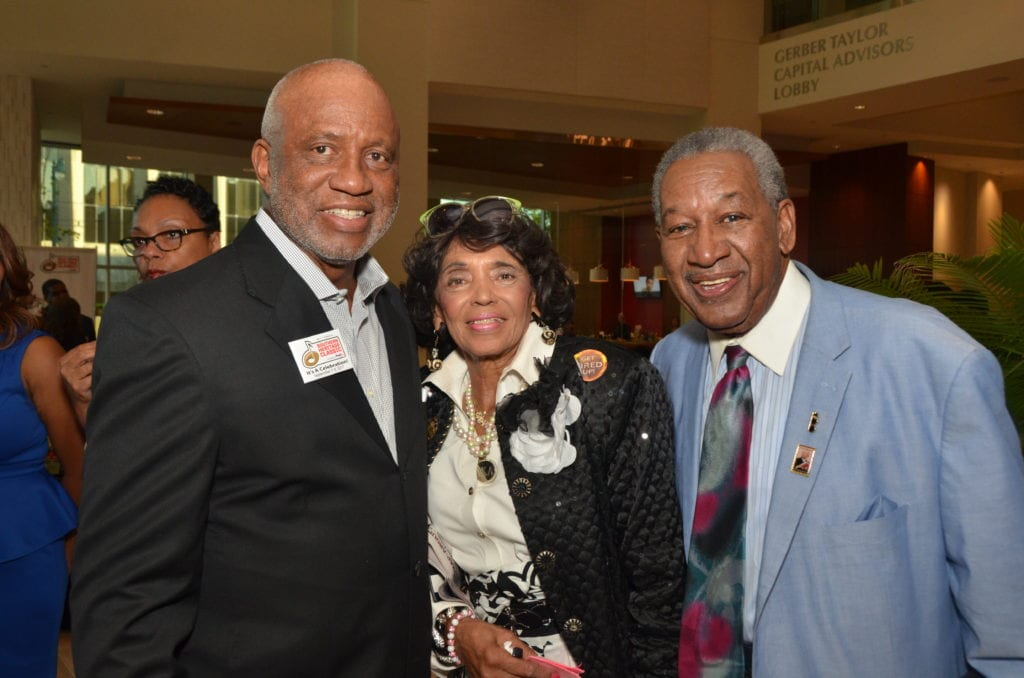 9 – Fred Jones Jr. W: Africa- In April Founders- David & Yvonne Acey Sr.