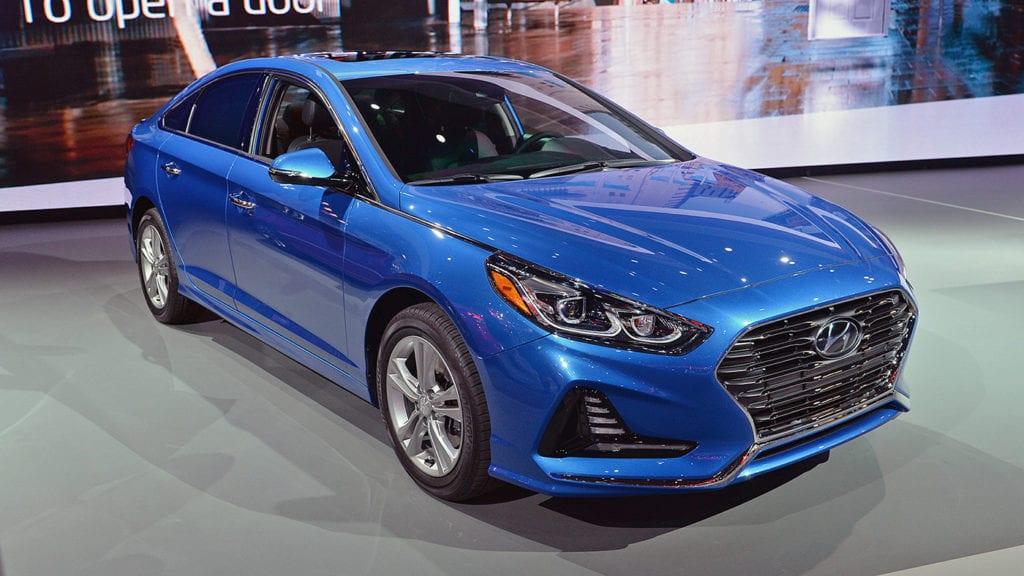 2018 Hyundai Sonata Sel The Tennessee Tribune