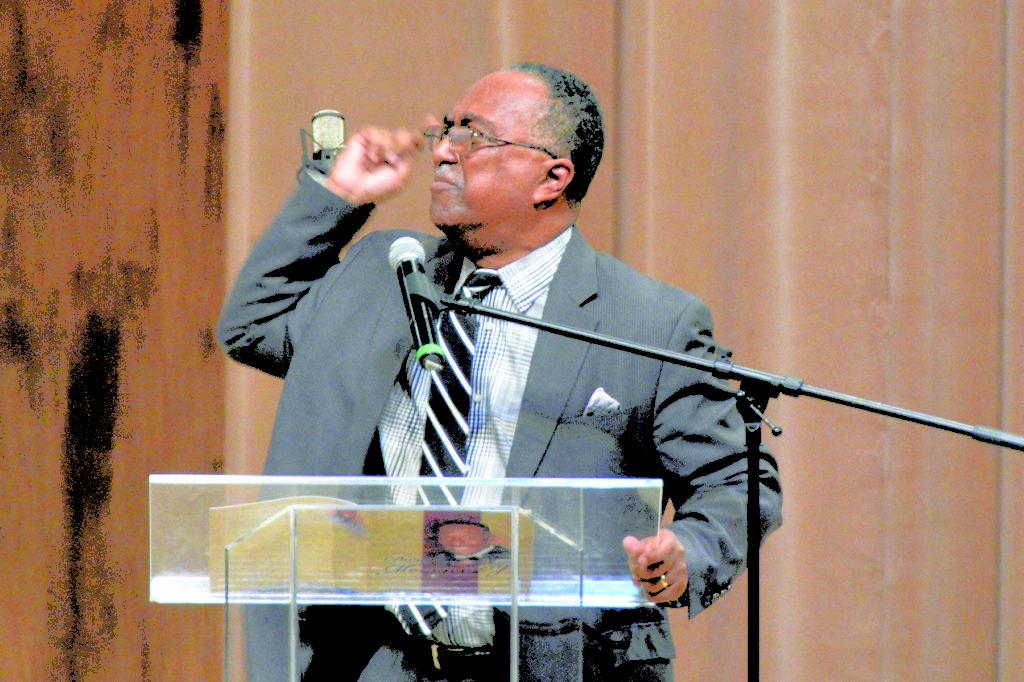 4.Dr. ChaRles Steele Jr. National ,International President- SCLC, CEO.
