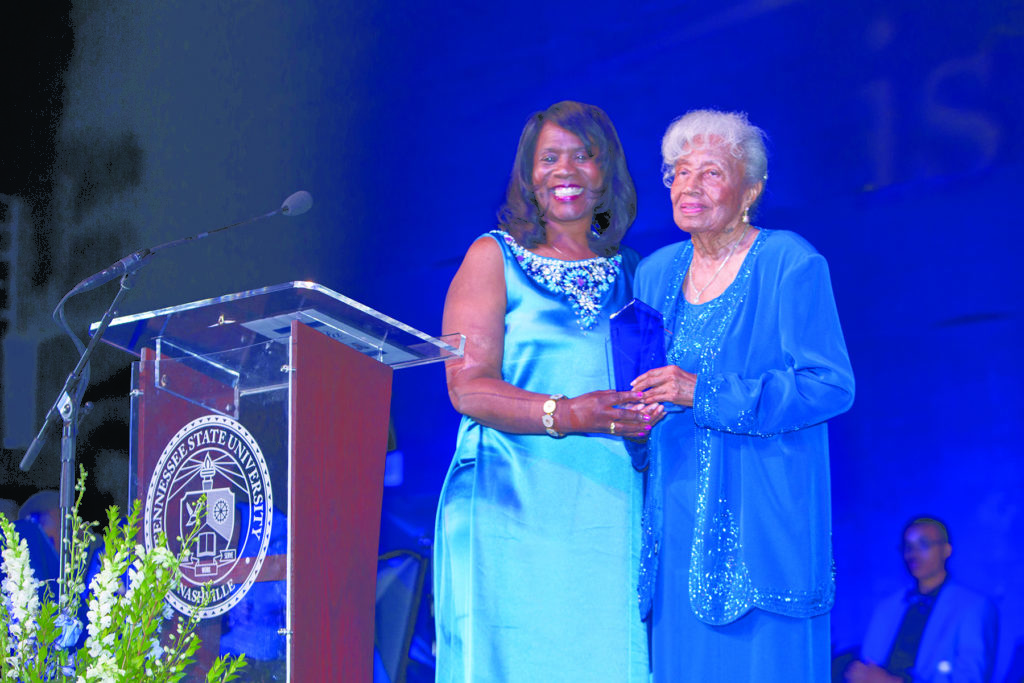 8.Dr. Evelyn P. Fancher, 2017 Honoree, Retired, Director of Libraries,at Tennessee State University