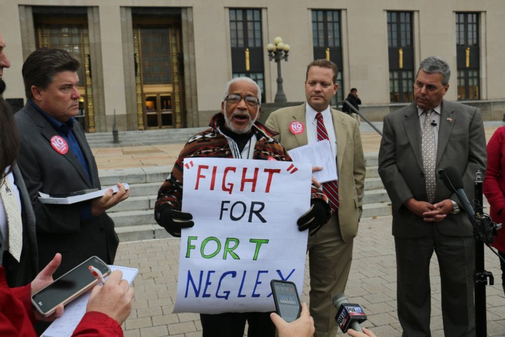Metro Sued Over Fort Negley Development - The Tennessee Tribune