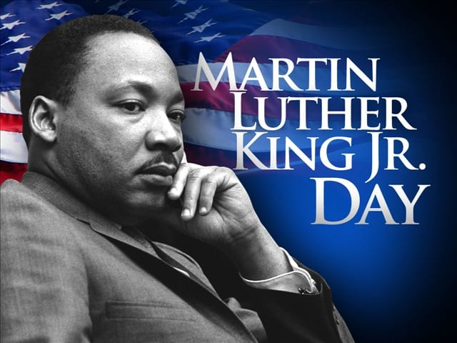 marked the dr martin luther king jr holiday by publishing a ridiculous article with the headline please stop politicizing martin luther king day
