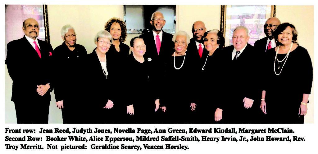 PHSHCF 2018 Board Members