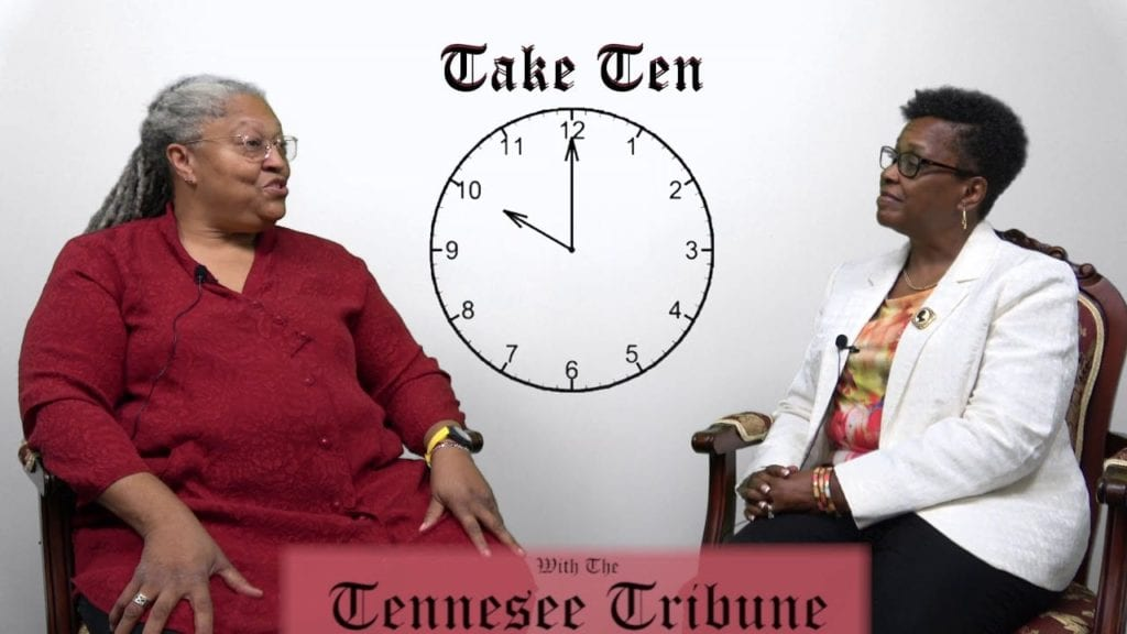 Take Ten With Dr. Pastor Emilie Towns