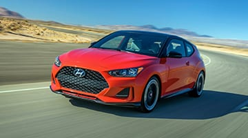 Research 2019                   HYUNDAI Veloster pictures, prices and reviews