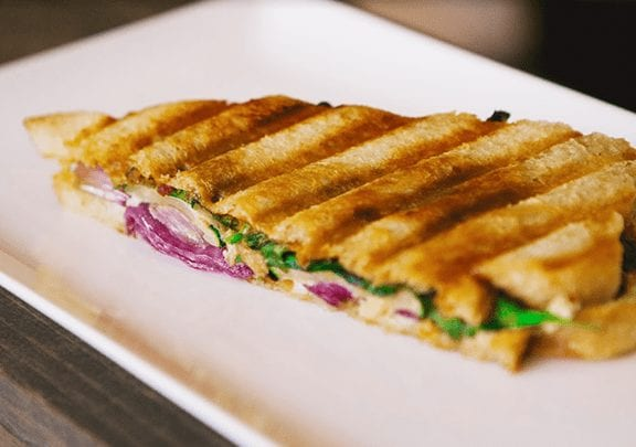 Cafe 29 Veggie Sandwich