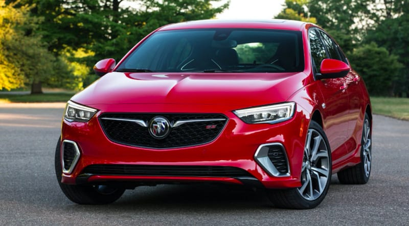 2018 Buick Regal Gs Awd The Tennessee Tribune