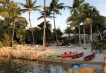 Kona Kai resort offers kayaks, paddleboards and paddleboats