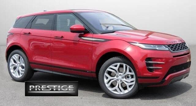 2020 Range Rover Evoque SE - The Tennessee Tribune