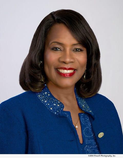President Glenda Glover