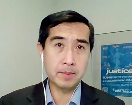 John Yang is the executive director of Asian American Advancing Justice