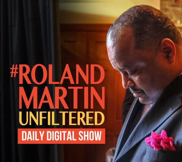 Roland Martin Launches Digital Daily Show