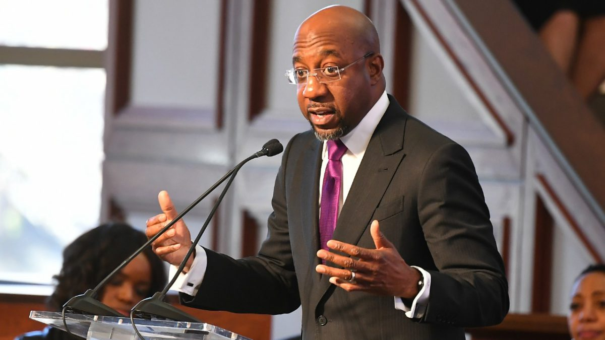 100 Georgia Faith Leaders Sign Open Letter in Support of Rev. Raphael Warnock's Bid for U.S. Senate