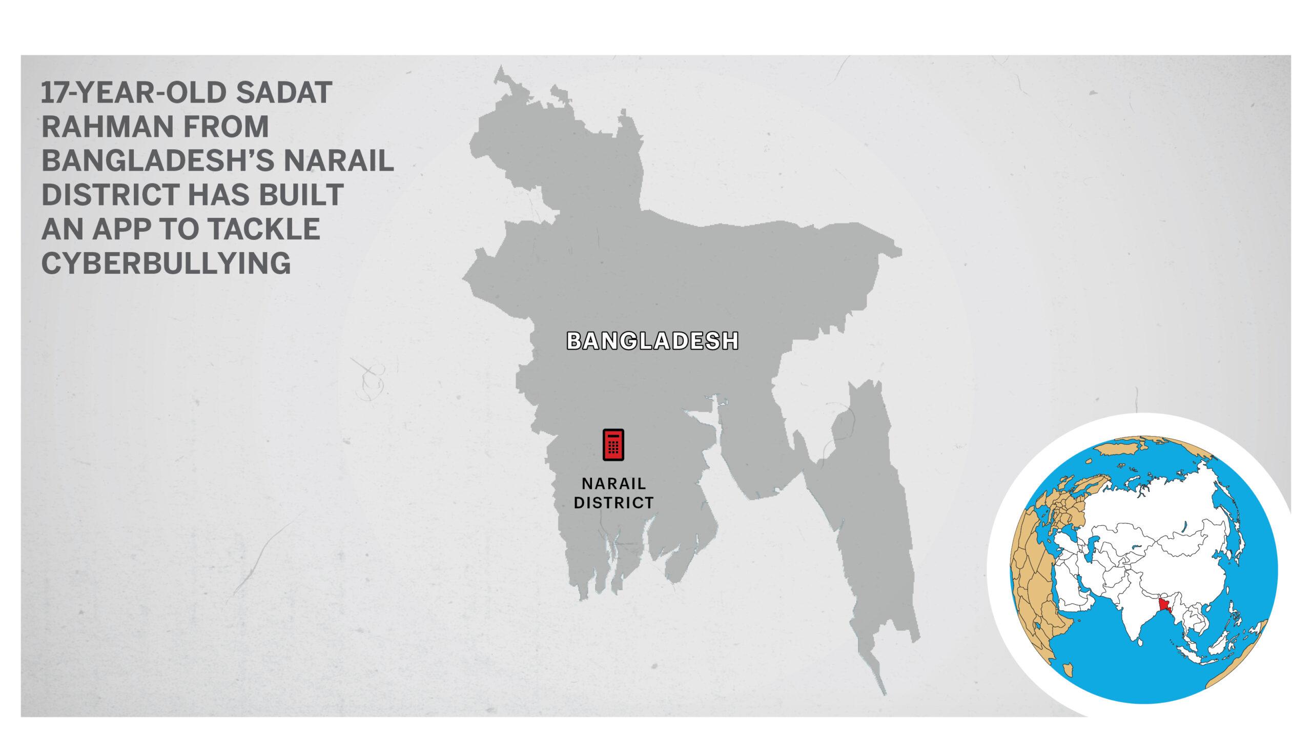 Narail in Bangladesh