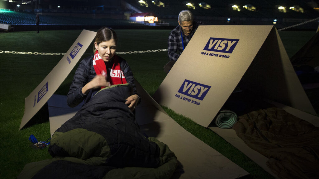CEO SleepOut Event To Raise Money For Homelessness Returns In Australia