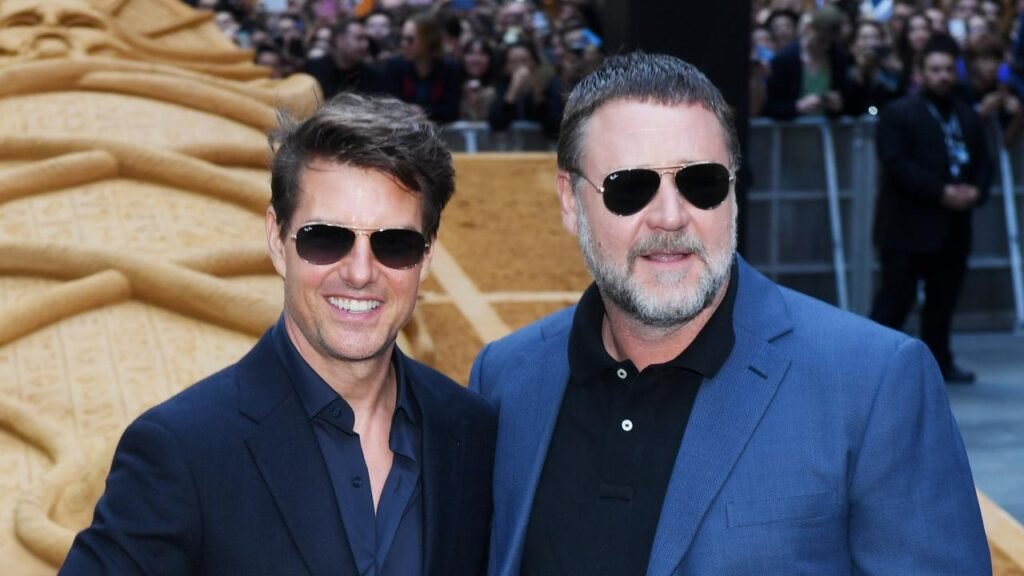 Hollywood star Russell Crowe has thrown his support behind a new film studio for Coffs Harbour.